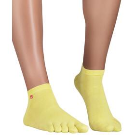 Knitido Ultralite Fresh Running Socks, jaune